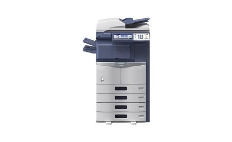 Toshiba e-Studio 456 Digital Copier Printer Scanner Fax - Black & White