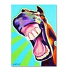 DawgArt Thats A Good One Canvas Print
