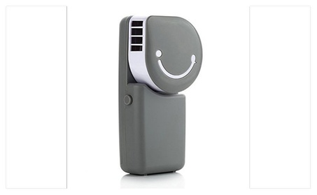 Mini Handheld Portable Bladeless Rechargeable Air Conditioner Cooling d5275ffb-4190-4fdf-a6d1-a4c4e44089c3