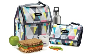 PackIt Freezable and Foldable Lunch Bag