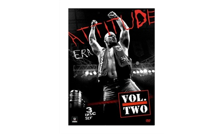 WWE: Attitude Era, The: Volume 2 (DVD) 61d8531e-135d-4fb1-8a99-2626a3023c4e