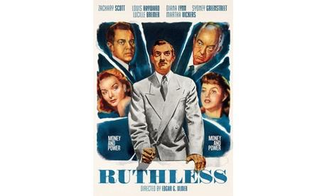 Ruthless DVD ba3da6a8-2c54-4bb3-8630-55c89afe67d3