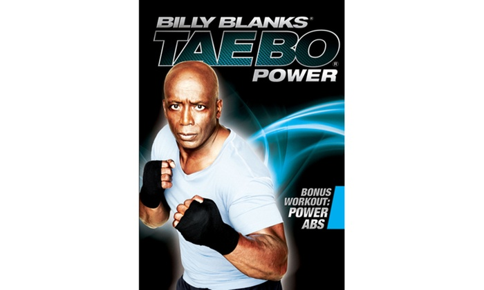Billy Blanks: Tae Bo Power