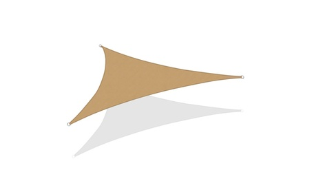 Sun Shade Sail UV Block Fabric Canopy For Outdoor Patio Garden Shelter 686087e0-f4c1-4602-b5e7-913fc1c5ada4