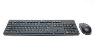 HP Wireless Slim Business Keyboard and Mouse (Refurbished A-Grade)