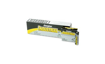 Industrial Alkaline Batteries, AA, 24 Batteries (EVEEN91)