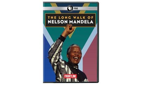 FRONTLINE: The Long Walk of Nelson Mandela (2011) DVD da231424-730f-44b7-9185-38b8a917d3ec