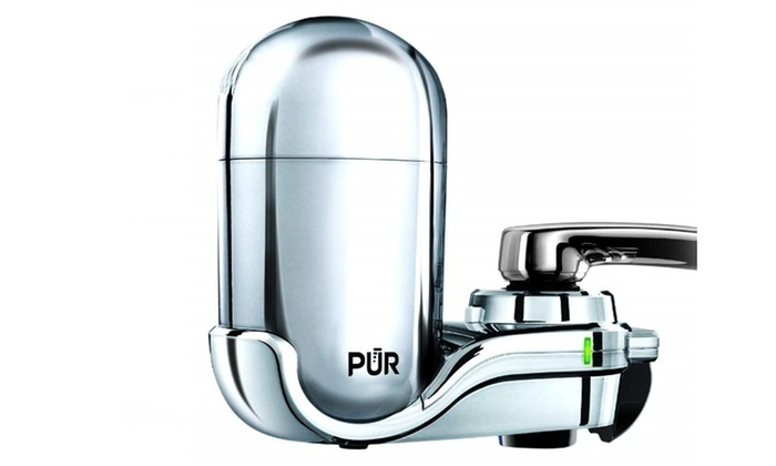 PUR Advanced Faucet Water Filter, FM-3700B