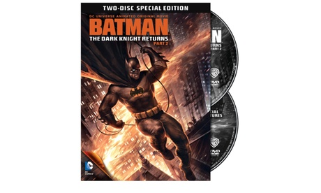 DCU: Batman: The Dark Knight Returns Part 2: Special Edition (DVD) bde9b40a-efaf-4426-8a4d-0ee3621751dc