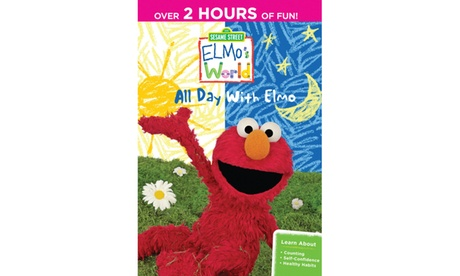 SST Elmo's World: All Day With Elmo (DVD) f5e7f112-5a80-4502-bf0b-82f71f321836