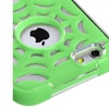 iPhone 6 Case by Insten Green Spider Web Case Hybrid Case For iPhone 6