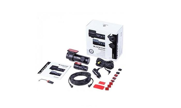 BlackVue 2 Channel DR650GW-2CH 16GB HD Dash Cam Cloud Recording