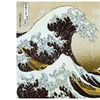 Great Wave of Kanagawa by Katsushika Hokusai