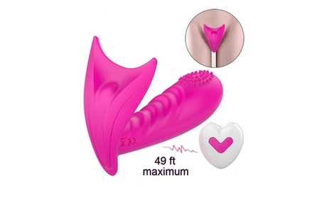 Remote Control Wearable G-Spot Egg Vibrator Clitoral Dildo Rechargable 41d1bd0b-27f4-47c1-a86d-bad40e49c051