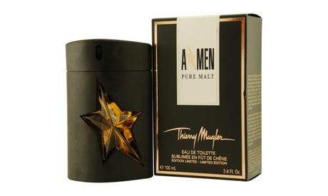 Angel Men Pure Malt Edt Spray 3.4 Oz (Limited Edition) bd6f1f4d-6edf-405a-bb83-386e69a94a5f