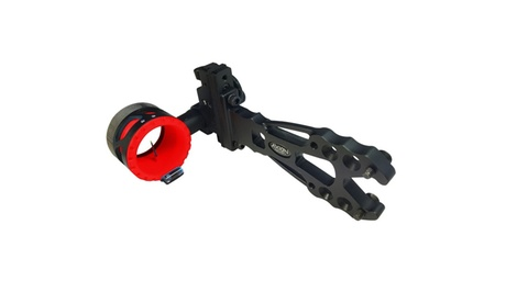 "Axion Shift Single Pin Sight .019"" Black w/Red Guard Ring edf218fc-9bbf-4475-be91-7a65fb3ec9c2"