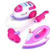 VT Happy Family Pretend Play Toy Vacuum & Clothing Iron