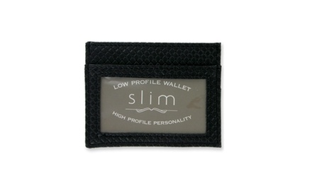 Discreet & Easy Access Slim Wallet