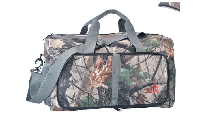 Shefetch Men's Outdoor Folding Duffle Back Pack