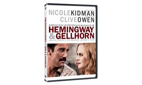 Hemingway & Gellhorn (DVD) a9c7d835-5df9-4664-9aed-aaf3eed2dcba