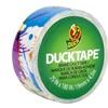 """Mini Duck Tape .75"""" Wide 15 Feet Roll-Paint Splatter"""