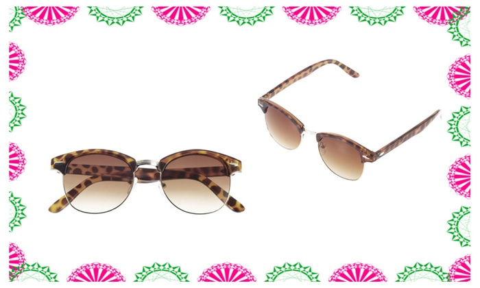 Retro Vintage Sunglasses With High Quality Lenses