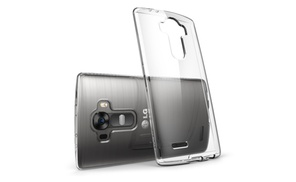 i-Blason LG G4 Case - Halo Scratch Resistant Hybrid Clear Case - Clear at Groupon Goods, plus 6.0% Cash Back from Ebates.