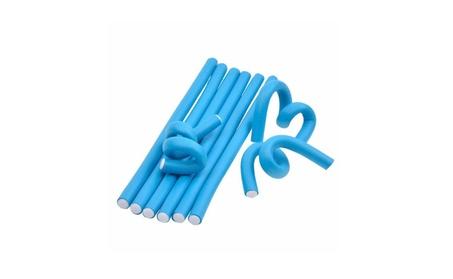 Hair Rollers Soft Bigoudis Hair Styling Tools Navy Blue Color 3b3d5d33-5c55-46c8-b72c-48dfdd18ea85
