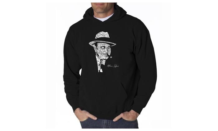 Men's Hooded Sweatshirt - AL CAPONE-ORIGINAL GANGSTER