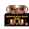 Set of 2 Moscow Mule Copper Mugs