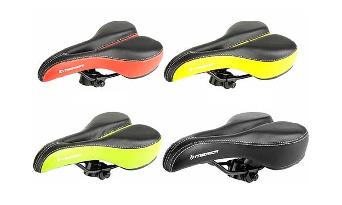 Saddle Road Bicycles Mountain Bikes Wear-resisting Memory foam