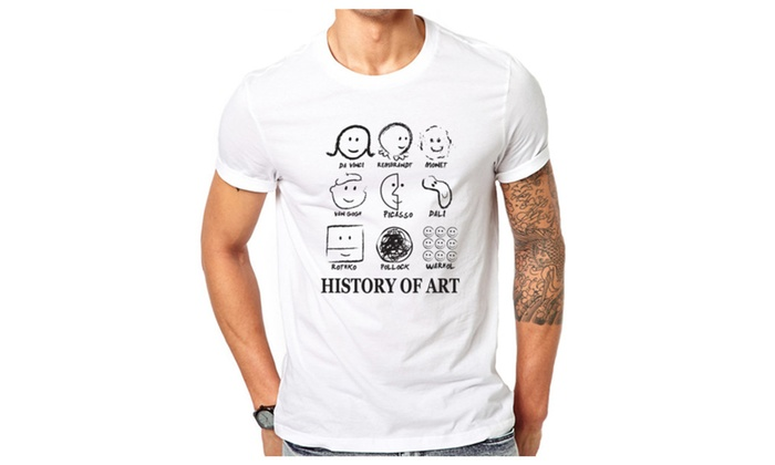 The History Of Art T-Shirt