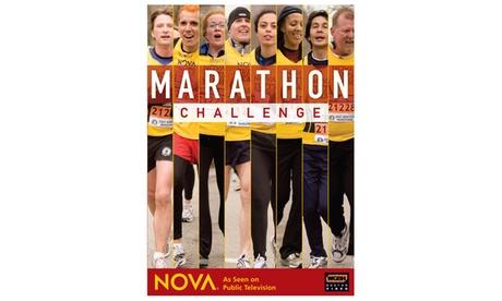 NOVA: Marathon Challenge DVD 2215396b-5581-4229-a88e-57f3aaf65fd8