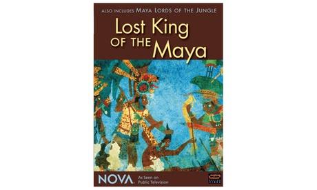 NOVA: Lost King of the Maya Set DVD 86a5a0b0-81e6-428a-9278-d20fd749a51b