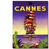 Cannes Canvas Print 18 x 24
