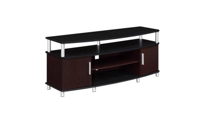 Carson Tv Stand For Tvs Up To 50 Multiple Finishes Groupon