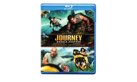 Journey to the Center of the Earth / Journey 2 (DBFE)(BD) 8f57d937-70e3-4932-9ae5-ee9faf4e154d