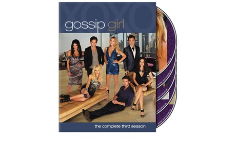 Gossip Girl: The Complete Third Season ab266325-7975-46c5-a8a2-3ce23dc557a0