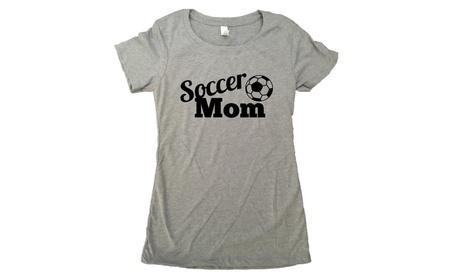 Soccer Mom Women's Tee 015e3f7e-3f56-4e1a-a25a-cf9ba7be53c1