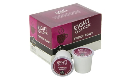 Keurig Eight O'Clock French Roast Coffee (72 pack)
