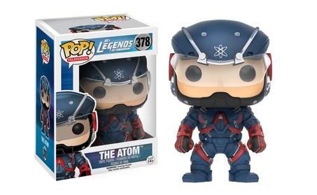 Funko Pop Heroes DC Comics Legends of Tomorrow The Atom Vinyl Figure d41ce017-191c-47dc-9d27-665853e7dd5b