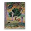 Paul Gauguin Dominican Landscape Canvas Print