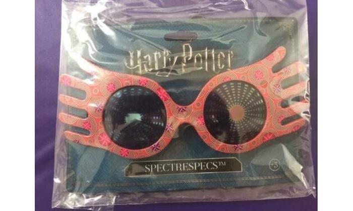 Harry Potter Elope Luna Lovegood Spectre Specs