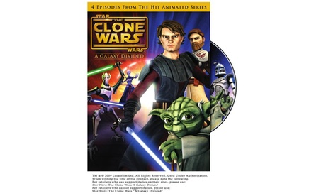 Star Wars: The Clone Wars: A Galaxy Divided 175c778a-4e0d-4025-a68e-f67d4368f36d