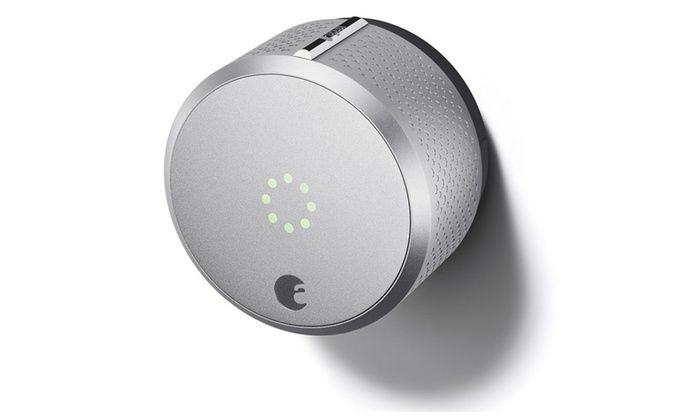 August Smart Lock 2nd Generation – Control with your smartphone