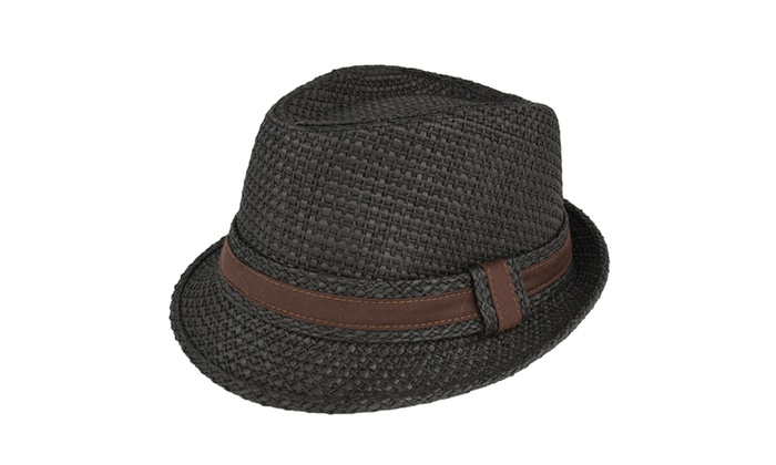 Faddism Fashion HAT067 Fedora Hat