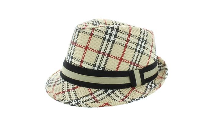 Faddism Fashion HAT104 Fedora Hat