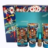 Hardy Hearts & Daggers For Men By Christian Audigier 4 Pc. Gift Set