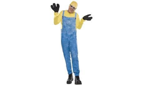 Minions Movie Minion Bob Adult Costume 384d6490-b47a-4d4a-9d8c-4def399a7b2e