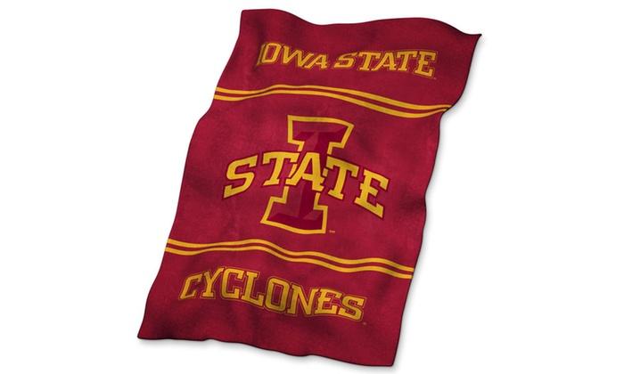 IA State UltraSoft Blanket
